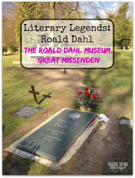 Literary Legends Roald Dahl