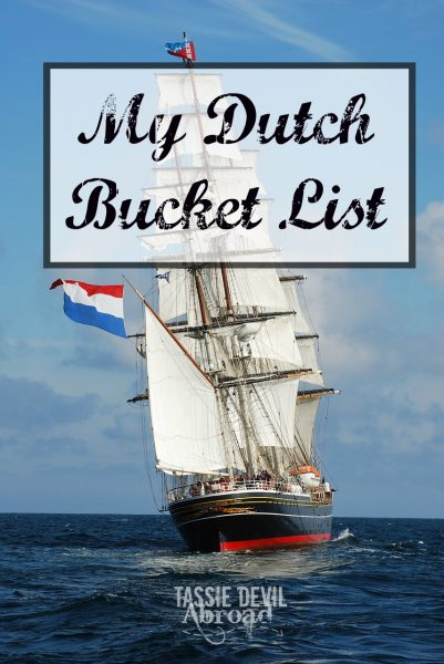 Dutch Bucket List