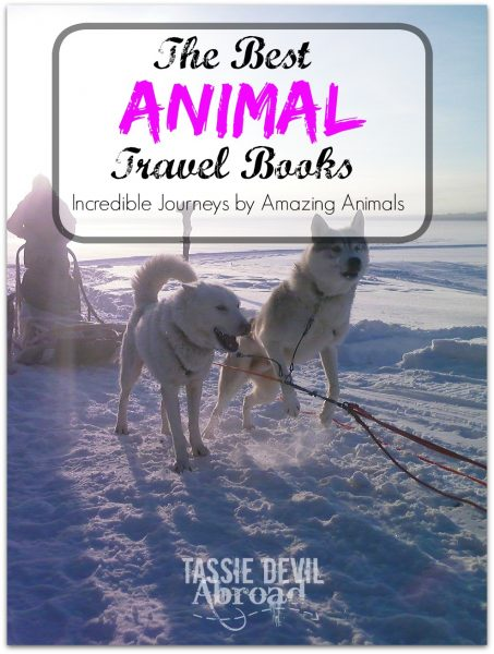 the best animal travel books