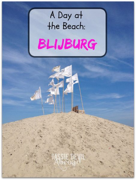 a day at Blijburg Beach