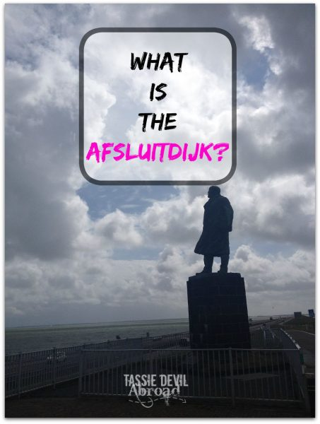 what is the Afsluitdijk