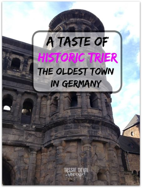 Historic Trier Oldest Town in Germany