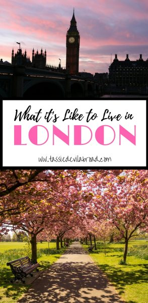 Find out what it's really like to live in London!