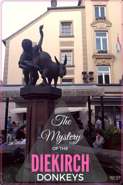 The Mystery of the Diekirch Donkeys