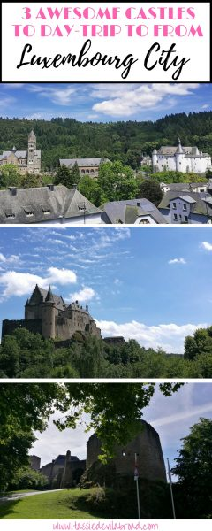 3 lovely castles that are an easy day-trip from Luxembourg City