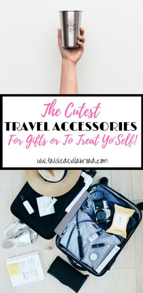 No idea what to get your travel-loving bestie for Christmas? I got you, check out these cute af travel accessories you might want to keep for yourself!