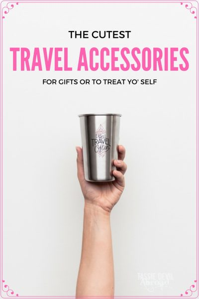 travel accessories for gifts