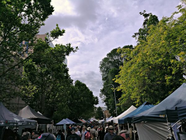 Salamanca Markets, Hobart Waterfront