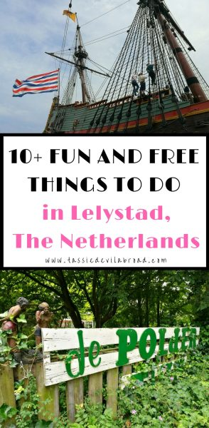 Lots of free (or affordable) fun things to do in Lelystad, the Netherlands