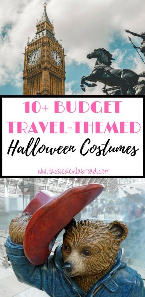 10+ Budget Travel-Themed Halloween Costumes!