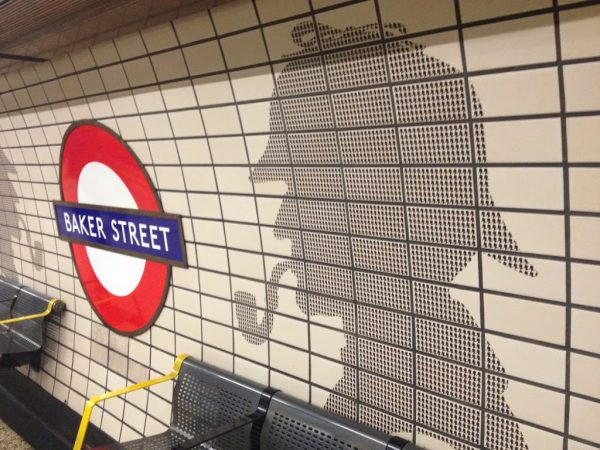 Inspiring ideas for how to have a gloriously geeky weekend visiting places related to Sherlock Holmes and Doctor Who in London!