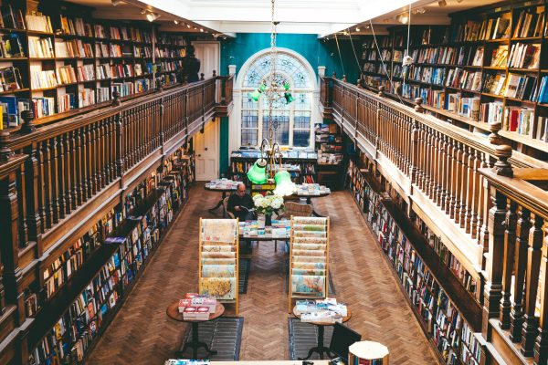 Lots of inspiration for where to go, what to do as well as where to stay and eat to have a perfect stay in Literary London!