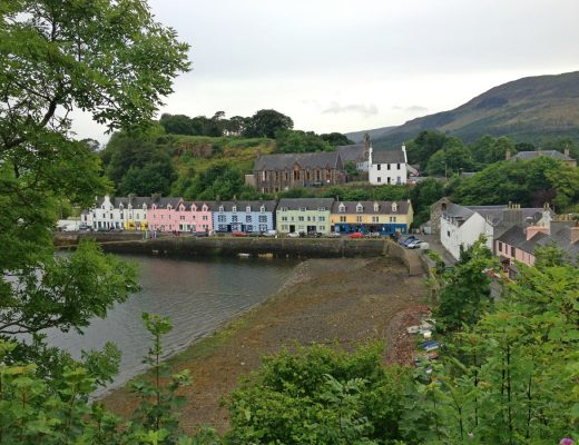 "A guide to visiting the ""Made of Honor"" filming locations in Scotland!"