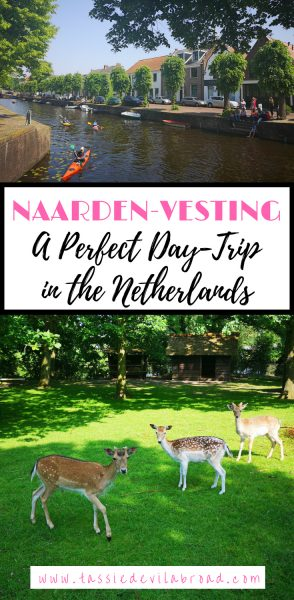 Reasons why Naarden-Vesting is a beautiful spot for a day-trip in the Netherlands!