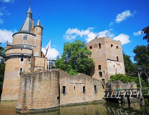 Everything you need to know to visit fairytale castle Duurstede in the Netherlands!
