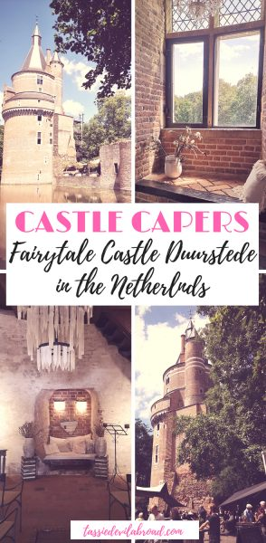Everything you need to know to visit fairytale castle Duurstede in the Netherlands! #fairytale #castle #travel