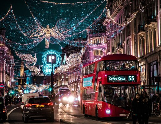 How to have the perfect Christmas weekend in London.