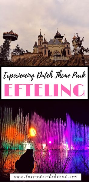 Find out why you should visit Efteling, the magical Dutch theme park! #efteling #themepark #Dutch #travel