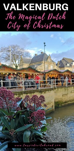Valkenburg is the Christmas city of the Netherlands! Find out all about visiting this magical Dutch Christmas town (featuring Christmas markets in caves from Roman-times!) here. #christmascity #valkenburg #netherlands