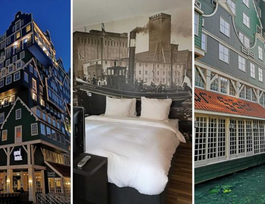 What it's like to stay at the seriously quirky 'lego' building which is the Inntel Hotel Zaandam!
