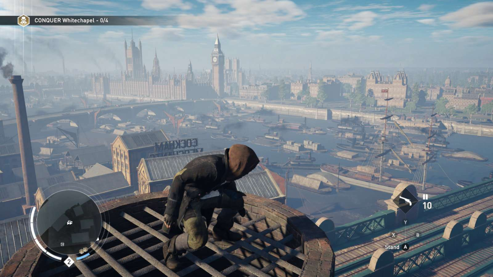 The best video games to inspire travel - explore Victorian London while playing Assassin's Creed Syndicate.