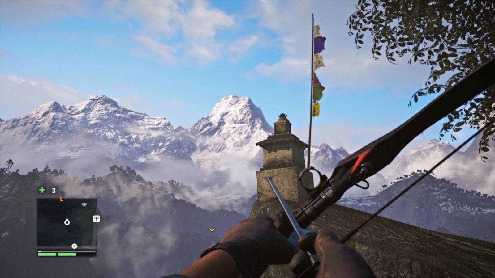The best video games to inspire travel - get a taste of Nepal while playing Far Cry 4, which is set in the fictional Himalayan country of Kyrat.