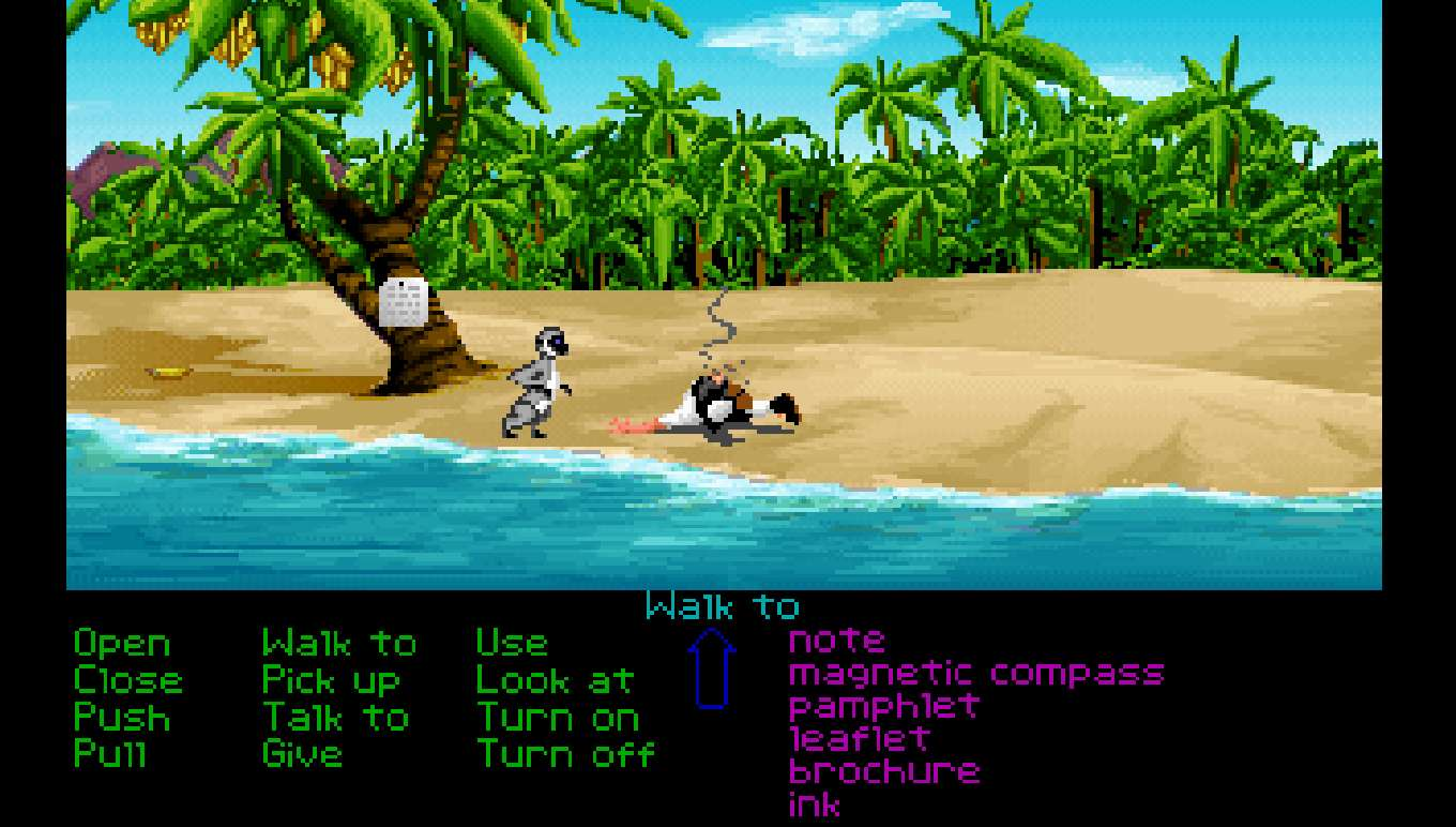 The best video games to inspire travel - The Secret of Monkey Island will make you want to book a cruise to the Caribbean!