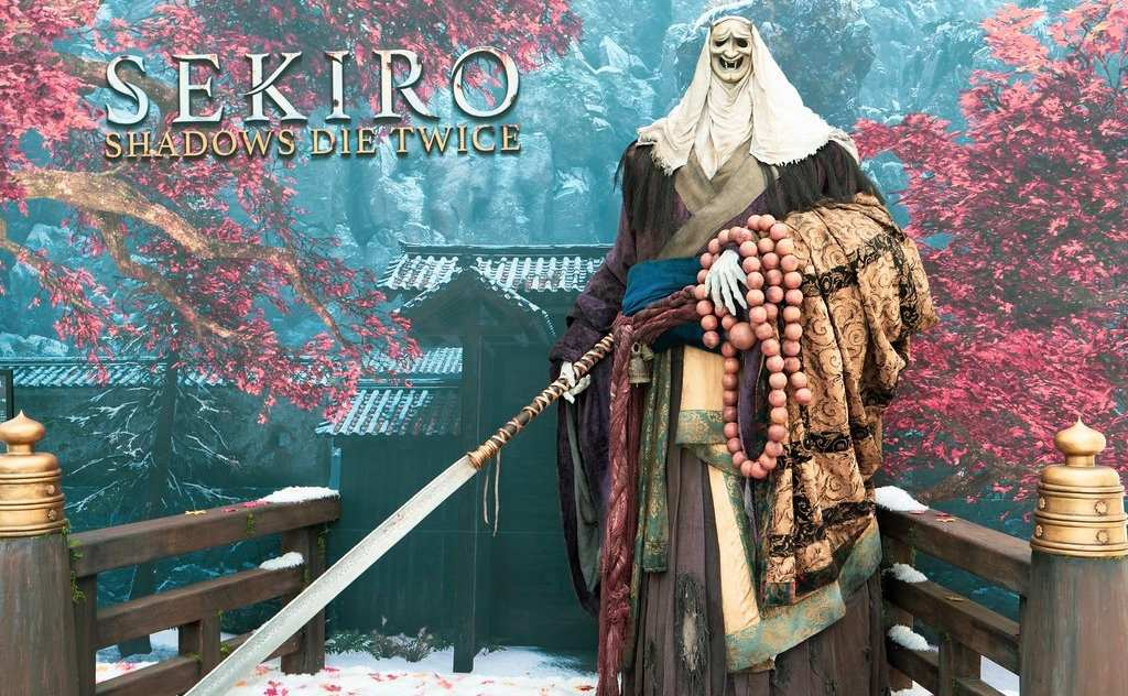 The best video games to inspire travel - explore feudal Japan in Sekiro: Shadows Die Twice.